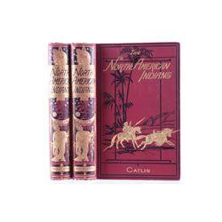 1901 The North American Indians Catlin Vol I & II