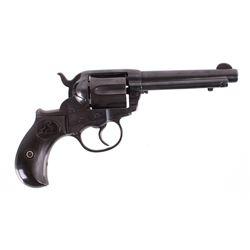 Colt Model 1877 Thunderer .41 DA Revolver c.1908