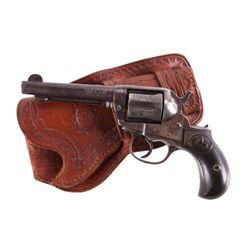 Colt Model 1877 Lightning .38 Colt Revolver c.1904