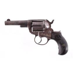 Colt Model 1877 Lightning .38 Colt Revolver c.1892
