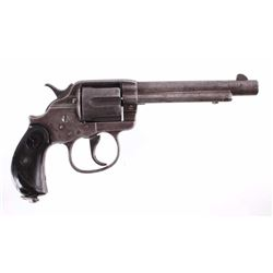 Colt Model 1902 Philippine Constabulary Revolver
