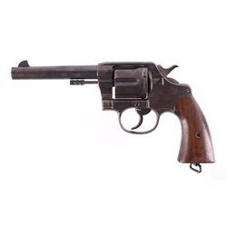Early U.S. Colt Model 1909 .45 Long Colt Revolver