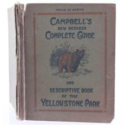 Campbell's Descriptive Book of Yellowstone Park