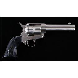 Replica of a Colt Single Action Army Revolver