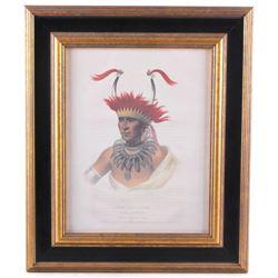 Chon-Man-I-Case - An Otto Half Chief by C.B. King