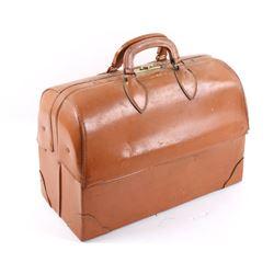 Genuine Leather Emdee By Schell Doctors Bag