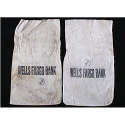 Nevada Wells Fargo Bullion Shipment Bank Bags