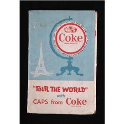 1960's Tour the World w/ Coke Bottle Caps