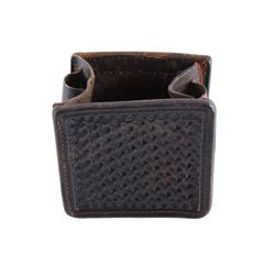 George Lawrence Co. Shotgun Shell Leather Pouch