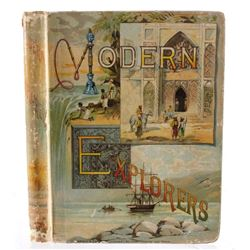 Modern Explorers by Thomas Frost, Galpin & Company