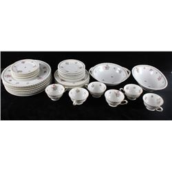 Collection of Franconia Dining Room China