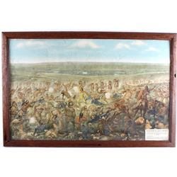 Custer's Last Fight by Anheuser-Busch