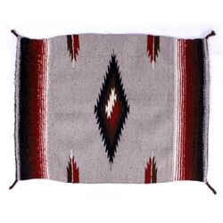 Zapotec Traditional Medallion Rug