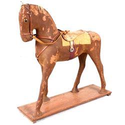 19th Century Antique Toy Horse