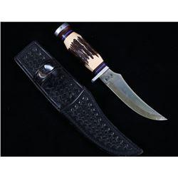 Jowika Republic of Ireland Hunting Knife w/ Sheath