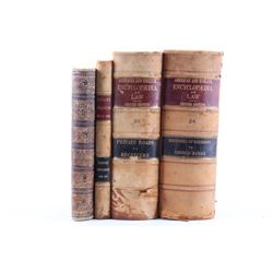 Collection of Early US Law & History Literature