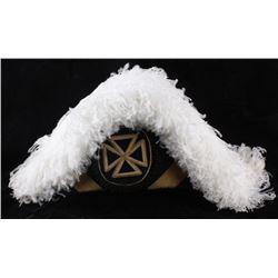 Masonic Bicorn Hat with Black Case EARLY 1800-1900