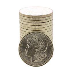 Roll of (20) 1884-O $1 Brilliant Uncirculated Morgan Silver Dollar Coins