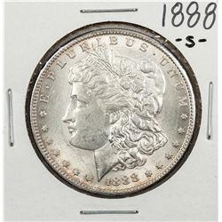 1888-S $1 Morgan Silver Dollar Coin