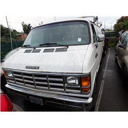 1990 Dodge Ram 1500 Van