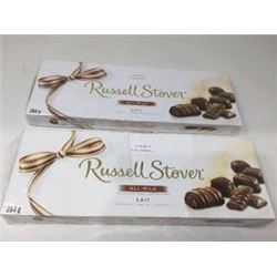 Russell Stover All Milk Chocolates (2 x 284g)