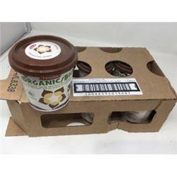 Penotti Organic Coccoa and Hazelnut Spread (6 x 350g)