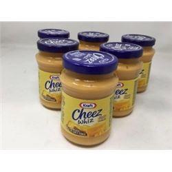 Kraft Cheez Whiz (6 x 250g)