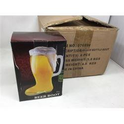 Beer Boot (6pcs)