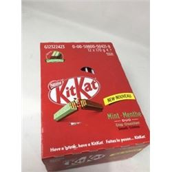 Nestle Kit Kat Mint Duo (12 x 170g)
