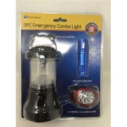 3PC Emergency Combo Light