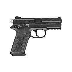 "FN FNX-9 9MM 10RD 4"" BLK POLY FS 3MG"
