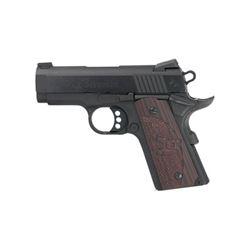 """COLT DEFENDER 45ACP 3"""" BL NS 7RD"""