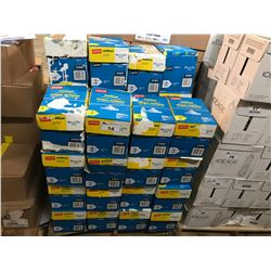 "APPROX 36 BOXES OF STAPLES MULTI USE 8.5"" X 11"" VERSATILE PAPER"