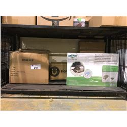 SCOOP FREE REPLACEMENT LITTER TRAYS, CAT HOUSE, PET MAT
