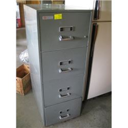 FIREPROOF FILING CABINET