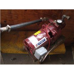 1/3 HP ELECTRIC WATER PUMP