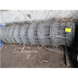 NEW 50' ROLL WIRE FENCING