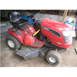 CRAFTSMAN 22 HP, YS4500 RIDING MOWER