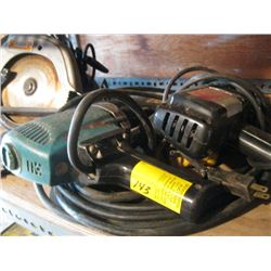 CRAFTSMAN CIRCULAR SAW & DRILL, MAKITA DRILL