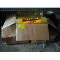 3 BOXES PLASTIC BAGS