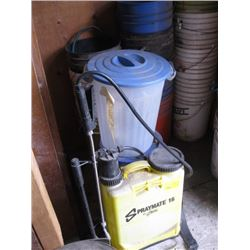 PUMP GARDEN SPRAYER