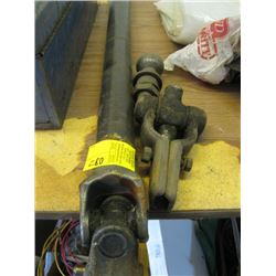 DRIVE SHAFT FOR IMPLEMENT