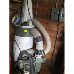 BUSY-BEE 2 hp DUST EXHAUST UNIT