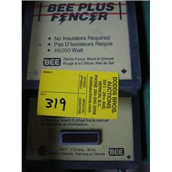 BEE POWER FENCER ELECTRIC FENCE CONTROL