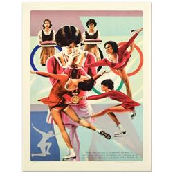 Dorothy Hamill by Nelson, William