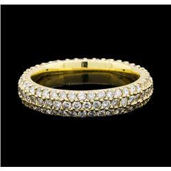 1.75 ctw Diamond Ring - 14KT Yellow Gold