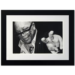 Quincy Jones by Shanahan, Rob