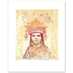 Oriental Daydream by Hibel (1917-2014)