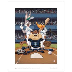 At the Plate (Mariners) by Looney Tunes