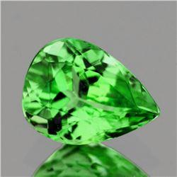 Natural Green Tsavorite Garnet 5x4 MM {Flawless-VVS1}